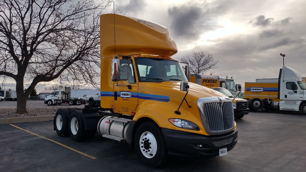 Day Cab Tractor-Heavy Duty Tractors-International-2011-ProStar-PERRYSBURG-OH-450,165 miles-$21,500