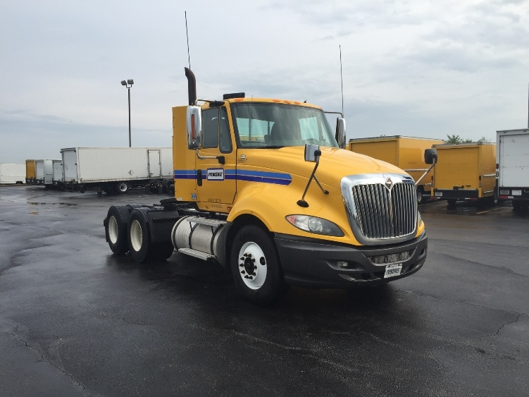 Day Cab Tractor-Heavy Duty Tractors-International-2011-ProStar-PERRYSBURG-OH-321,551 miles-$22,500