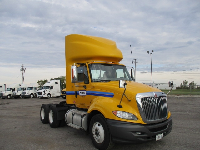 Day Cab Tractor-Heavy Duty Tractors-International-2011-ProStar-ERIE-PA-350,858 miles-$24,000