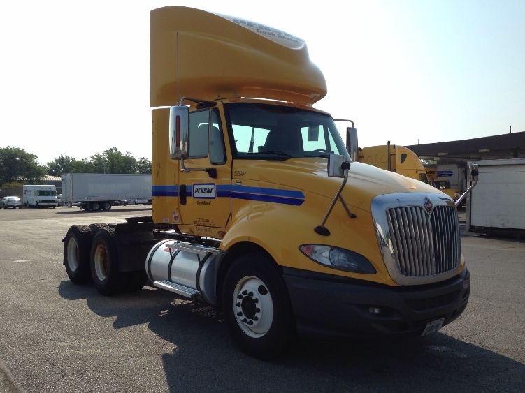 Day Cab Tractor-Heavy Duty Tractors-International-2011-ProStar-BROOK PARK-OH-364,833 miles-$22,500