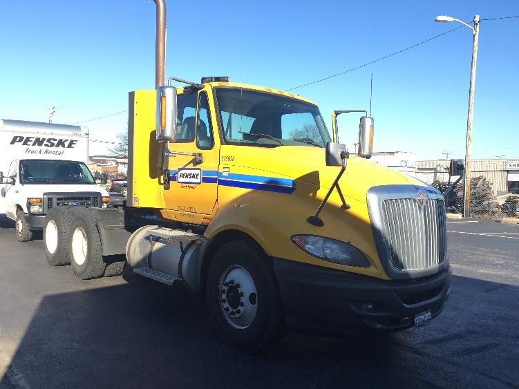 Day Cab Tractor-Heavy Duty Tractors-International-2011-ProStar-FREDERICKSBURG-VA-372,193 miles-$26,250