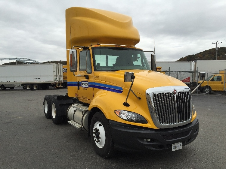 Day Cab Tractor-Heavy Duty Tractors-International-2011-ProStar-HARTFORD-CT-313,333 miles-$27,500