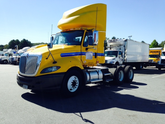 Day Cab Tractor-Heavy Duty Tractors-International-2011-ProStar-ATLANTA-GA-481,288 miles-$26,250