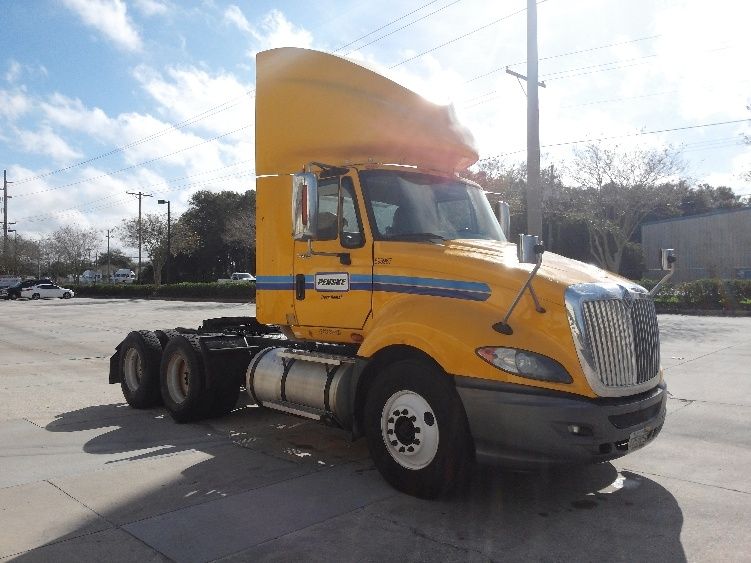 Day Cab Tractor-Heavy Duty Tractors-International-2011-ProStar-TAMPA-FL-390,100 miles-$28,500