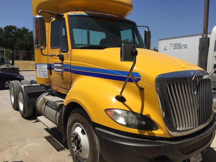 Day Cab Tractor-Heavy Duty Tractors-International-2011-ProStar-DALLAS-TX-348,763 miles-$29,000