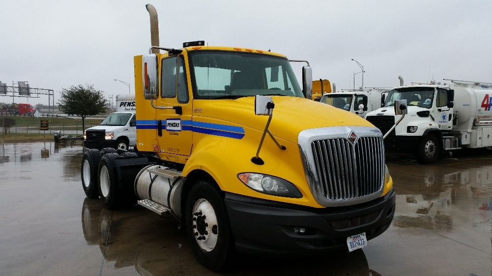 Day Cab Tractor-Heavy Duty Tractors-International-2011-ProStar-FORT WORTH-TX-399,869 miles-$29,750