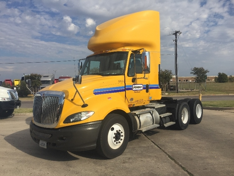 Day Cab Tractor-Heavy Duty Tractors-International-2011-ProStar-OKLAHOMA CITY-OK-283,371 miles-$31,500
