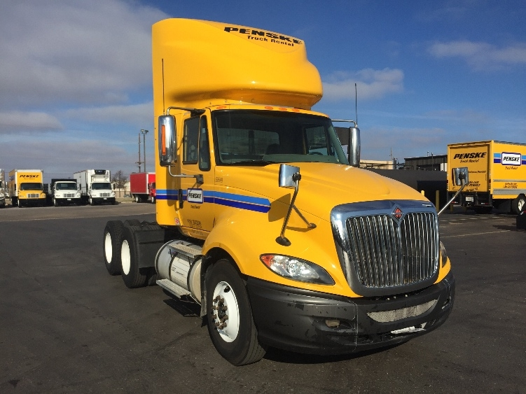 Day Cab Tractor-Heavy Duty Tractors-International-2011-ProStar-TULSA-OK-322,449 miles-$34,500