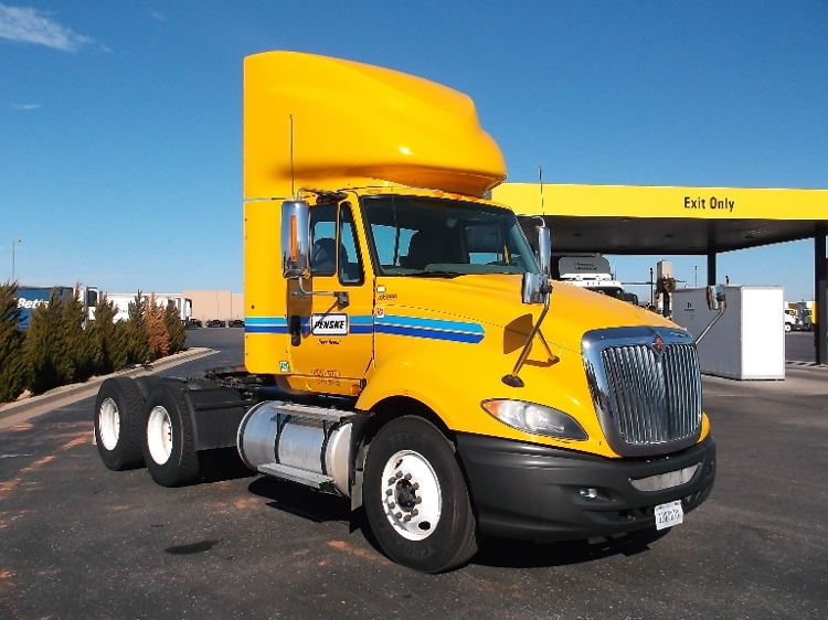 Day Cab Tractor-Heavy Duty Tractors-International-2011-ProStar-TULSA-OK-360,417 miles-$33,250