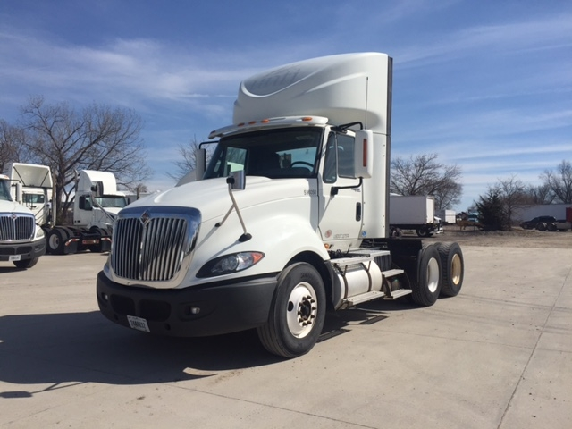 Day Cab Tractor-Heavy Duty Tractors-International-2011-ProStar-DES MOINES-IA-585,602 miles-$28,750