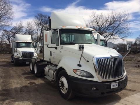 Day Cab Tractor-Heavy Duty Tractors-International-2011-ProStar-DES MOINES-IA-614,228 miles-$29,500