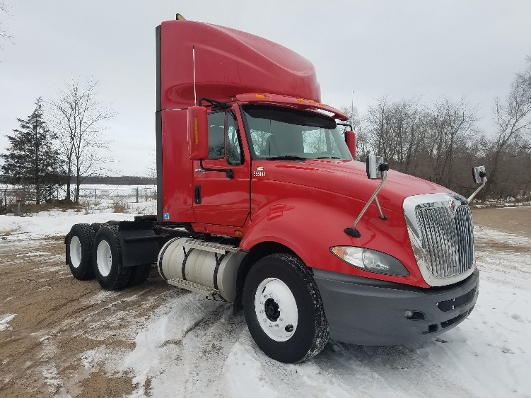 Day Cab Tractor-Heavy Duty Tractors-International-2011-ProStar-EAU CLAIRE-WI-436,756 miles-$29,000