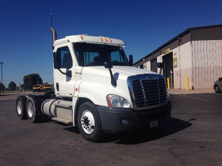 Day Cab Tractor-Heavy Duty Tractors-Freightliner-2011-Cascadia 12564ST-TULSA-OK-369,267 miles-$32,250