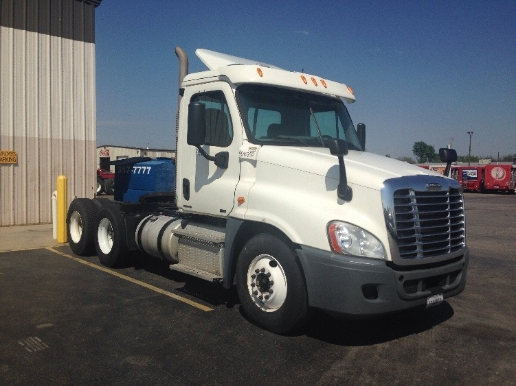 Day Cab Tractor-Heavy Duty Tractors-Freightliner-2011-Cascadia 12564ST-TULSA-OK-354,009 miles-$34,250