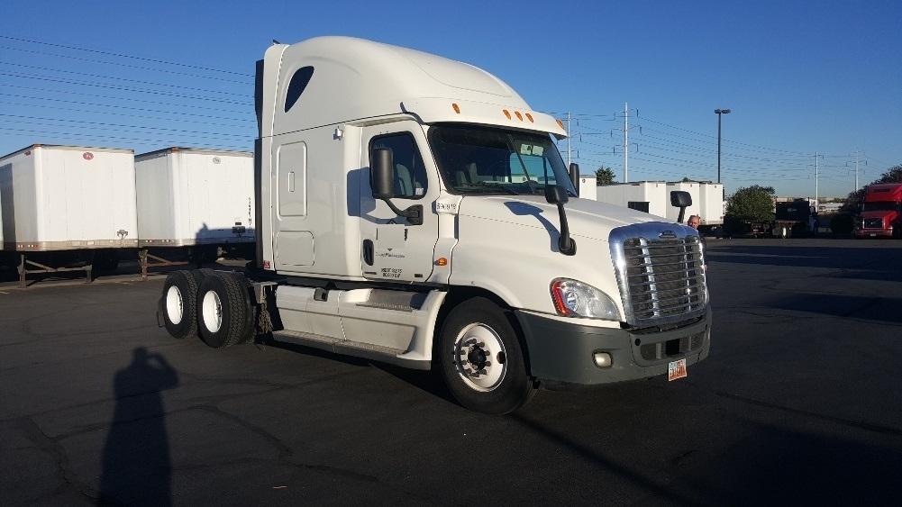 Sleeper Tractor-Heavy Duty Tractors-Freightliner-2011-Cascadia 12564ST-WEST VALLEY CITY-UT-504,447 miles-$36,500
