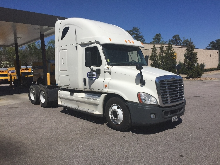 Sleeper Tractor-Heavy Duty Tractors-Freightliner-2011-Cascadia 12564ST-LANCASTER-PA-531,114 miles-$34,750