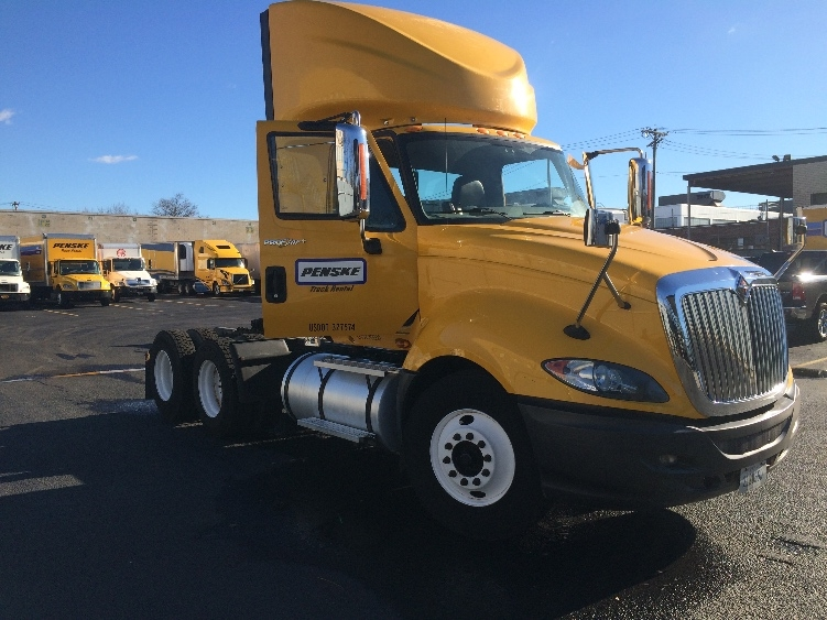 Day Cab Tractor-Heavy Duty Tractors-International-2011-ProStar-CONKLIN-NY-227,981 miles-$23,000