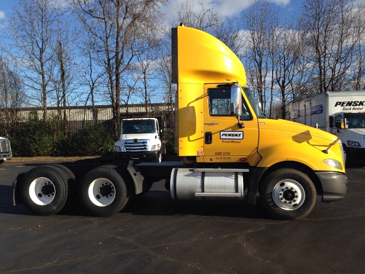 Day Cab Tractor-Heavy Duty Tractors-International-2011-ProStar-KNOXVILLE-TN-282,452 miles-$22,750