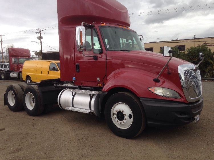 Day Cab Tractor-Heavy Duty Tractors-International-2011-ProStar-SANTA CLARA-CA-224,996 miles-$22,250