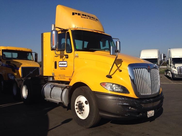 Day Cab Tractor-Heavy Duty Tractors-International-2011-ProStar-TORRANCE-CA-385,408 miles-$22,750