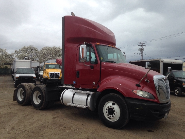 Day Cab Tractor-Heavy Duty Tractors-International-2011-ProStar-SANTA CLARA-CA-213,563 miles-$24,250