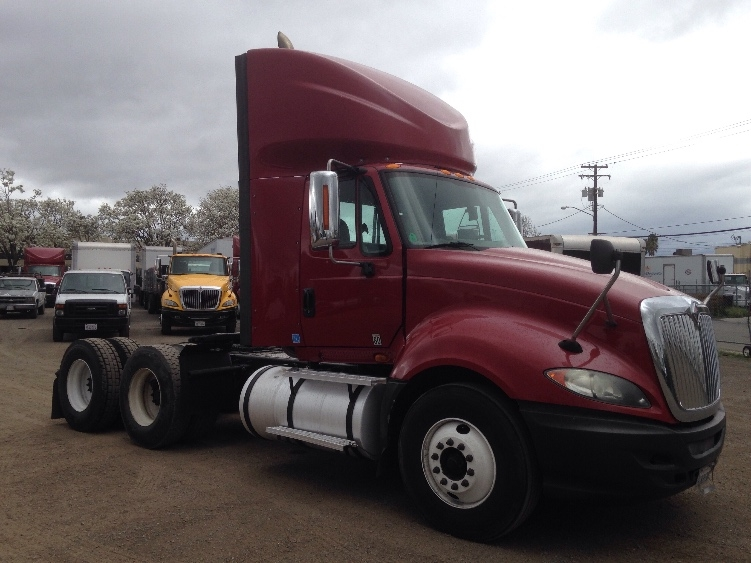 Day Cab Tractor-Heavy Duty Tractors-International-2011-ProStar-SANTA CLARA-CA-243,811 miles-$21,750