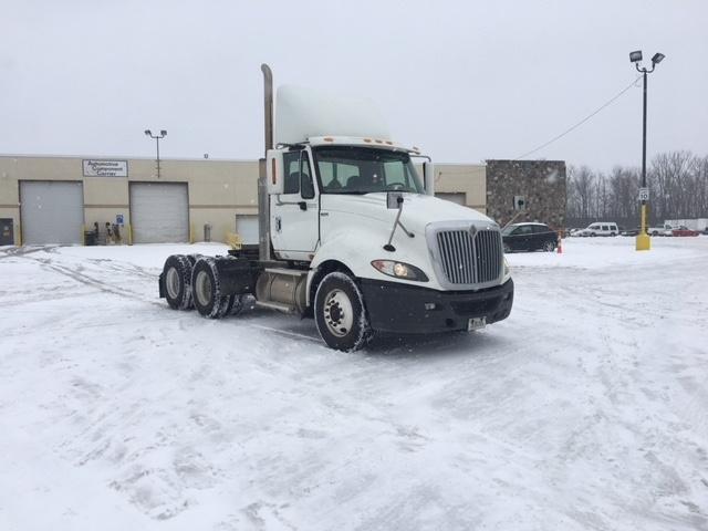 Day Cab Tractor-Heavy Duty Tractors-International-2011-ProStar-FLINT-MI-529,185 miles-$20,000