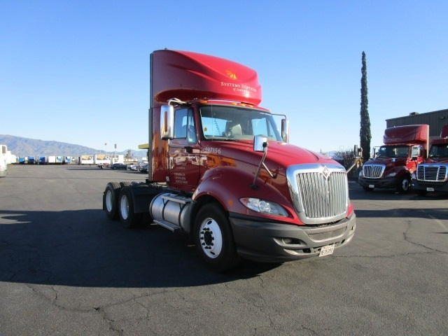 Day Cab Tractor-Heavy Duty Tractors-International-2011-ProStar-TORRANCE-CA-262,145 miles-$23,500
