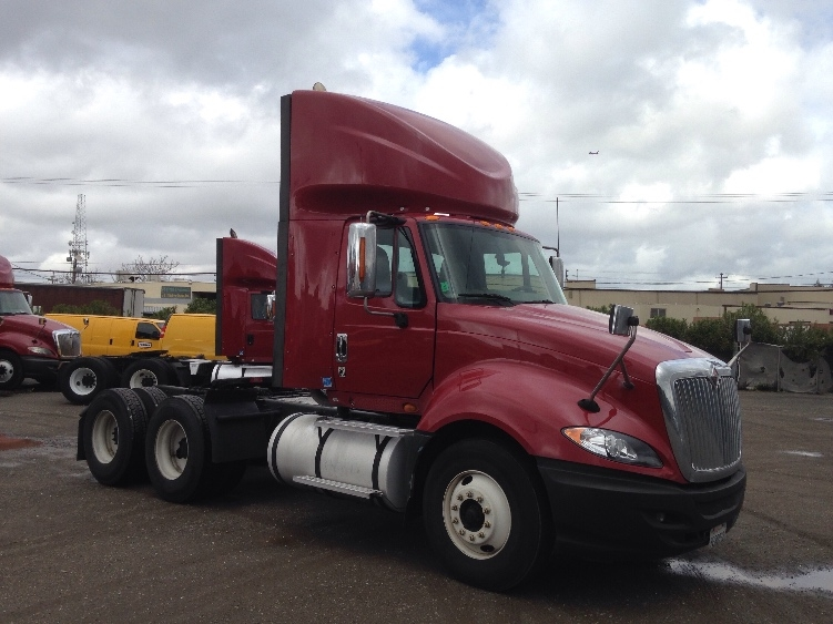 Day Cab Tractor-Heavy Duty Tractors-International-2011-ProStar-SANTA CLARA-CA-265,207 miles-$21,500