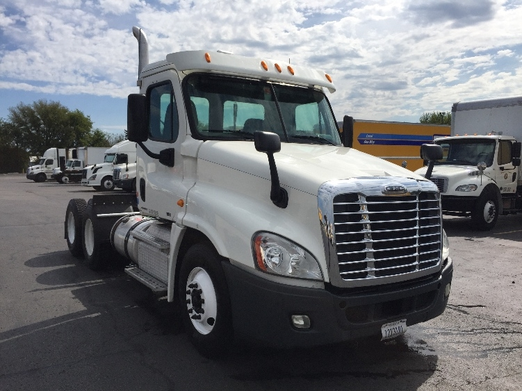 Day Cab Tractor-Heavy Duty Tractors-Freightliner-2011-Cascadia 12564ST-TULSA-OK-589,382 miles-$26,750