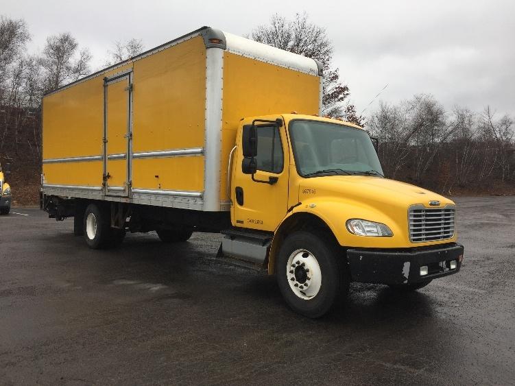 Medium Duty Box Truck-Light and Medium Duty Trucks-Freightliner-2011-M2-HARRISBURG-PA-339,943 miles-$25,000