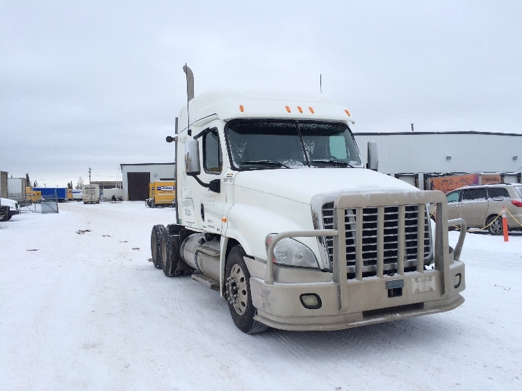 Sleeper Tractor-Heavy Duty Tractors-Freightliner-2011-Cascadia 12564ST-EDMONTON-AB-707,963 km-$37,500