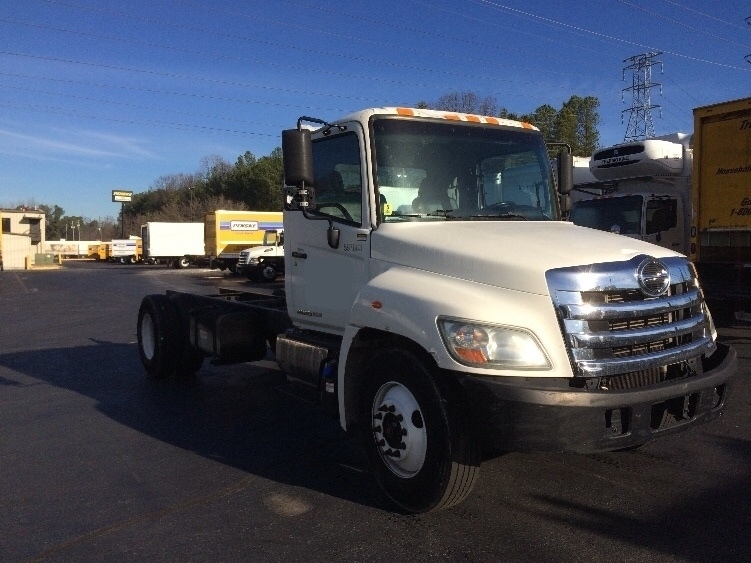 Cab and Chassis Truck-Light and Medium Duty Trucks-Hino-2011-338-CONYERS-GA-221,341 miles-$31,250