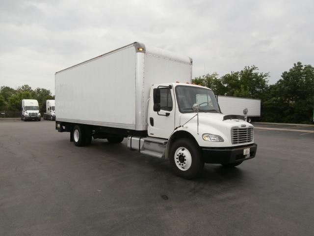 Medium Duty Box Truck-Light and Medium Duty Trucks-Freightliner-2011-M2-LA VERGNE-TN-237,355 miles-$24,500