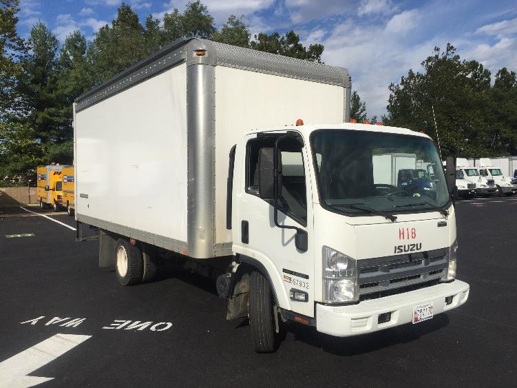 Medium Duty Box Truck-Light and Medium Duty Trucks-Isuzu-2010-NQR-CAPITOL HEIGHTS-MD-162,873 miles-$21,000