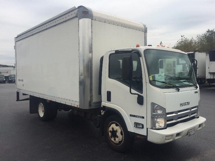 Medium Duty Box Truck-Light and Medium Duty Trucks-Isuzu-2010-NQR-JESSUP-MD-224,198 miles-$18,750
