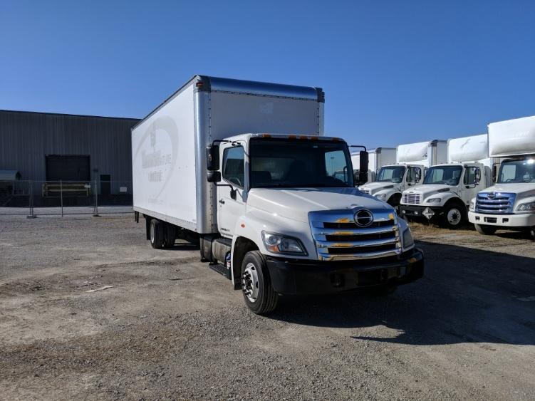 Medium Duty Box Truck-Light and Medium Duty Trucks-Hino-2011-258LP-LOUISVILLE-KY-149,531 miles-$27,750