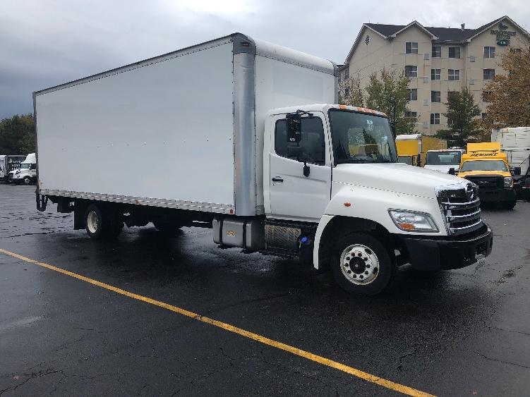 Medium Duty Box Truck-Light and Medium Duty Trucks-Hino-2011-258LP-SANDSTON-VA-173,159 miles-$36,000