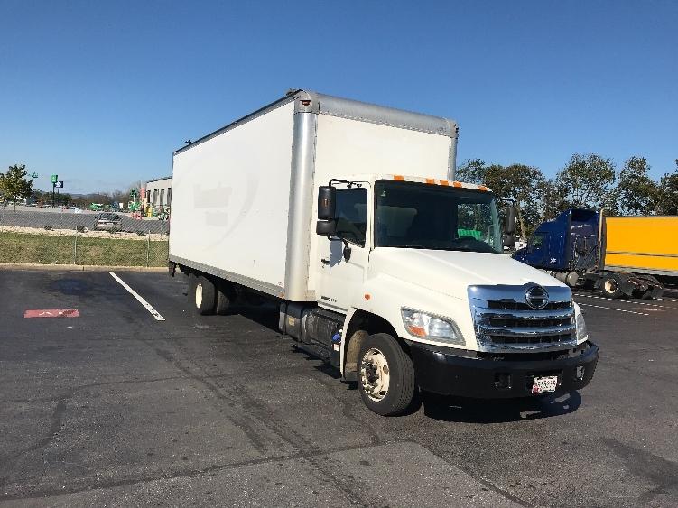 Medium Duty Box Truck-Light and Medium Duty Trucks-Hino-2011-258LP-HARRISBURG-PA-192,237 miles-$30,000