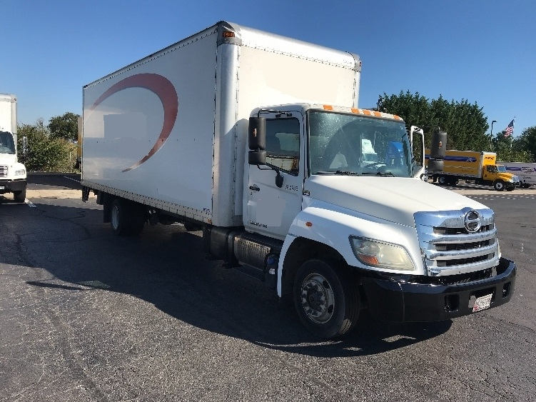 Medium Duty Box Truck-Light and Medium Duty Trucks-Hino-2011-258LP-HARRISBURG-PA-203,497 miles-$29,250