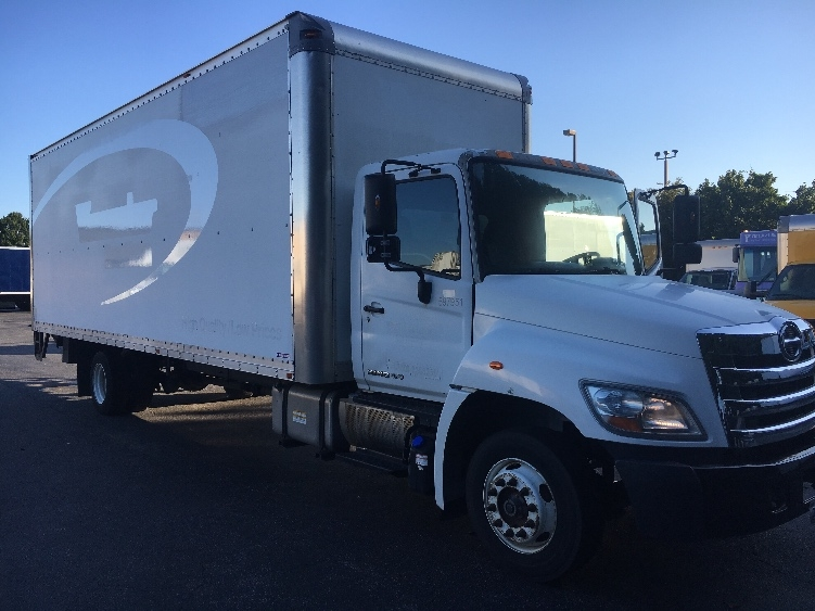 Medium Duty Box Truck-Light and Medium Duty Trucks-Hino-2011-258LP-CHESAPEAKE-VA-145,738 miles-$38,000