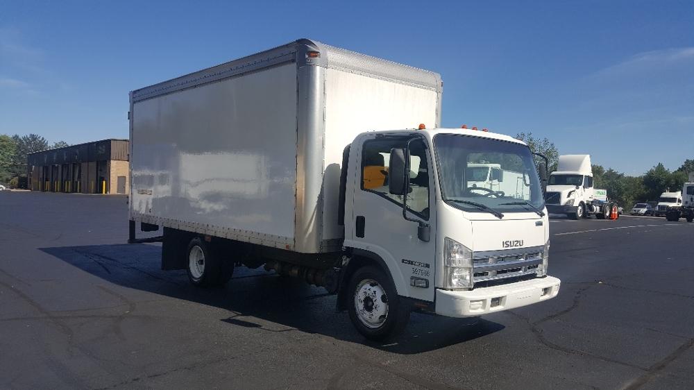 Medium Duty Box Truck-Light and Medium Duty Trucks-Isuzu-2010-NQR-BENSALEM-PA-189,455 miles-$20,000