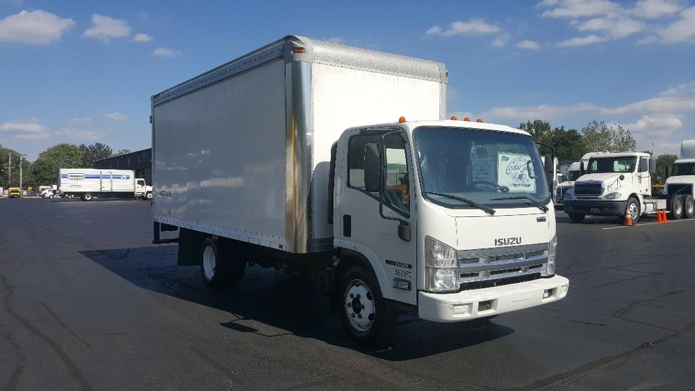 Medium Duty Box Truck-Light and Medium Duty Trucks-Isuzu-2010-NQR-BENSALEM-PA-165,987 miles-$20,750