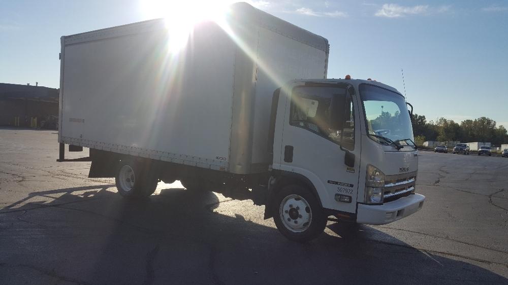 Medium Duty Box Truck-Light and Medium Duty Trucks-Isuzu-2010-NQR-BENSALEM-PA-168,168 miles-$20,500