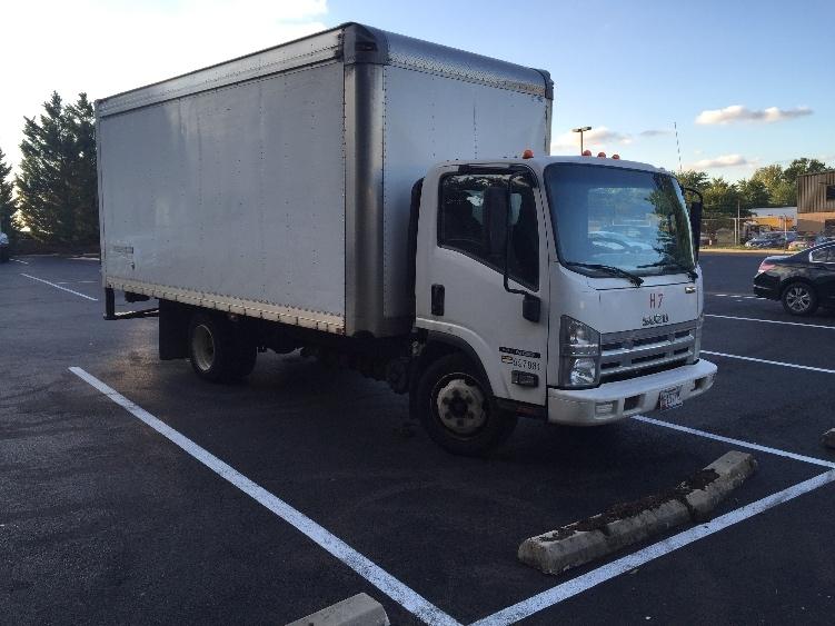 Medium Duty Box Truck-Light and Medium Duty Trucks-Isuzu-2010-NQR-CAPITOL HEIGHTS-MD-181,689 miles-$19,500