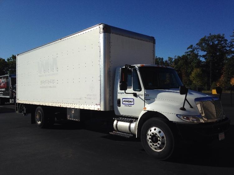 Medium Duty Box Truck-Light and Medium Duty Trucks-International-2011-4300-LONDONDERRY-NH-182,293 miles-$24,500