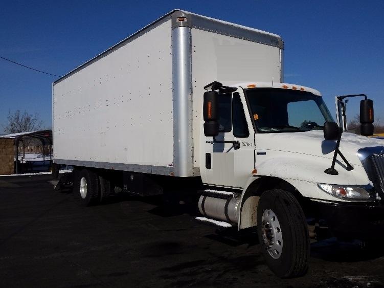 Medium Duty Box Truck-Light and Medium Duty Trucks-International-2011-4300-ERLANGER-KY-162,858 miles-$30,500