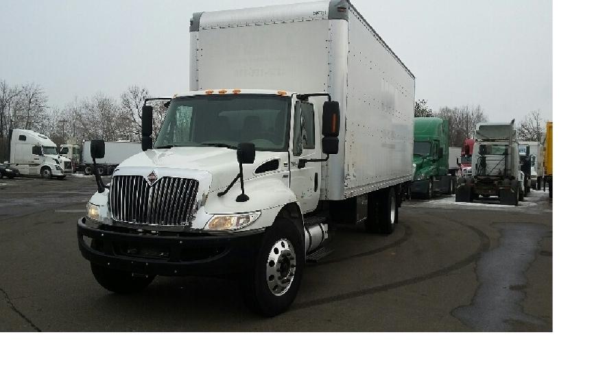 Medium Duty Box Truck-Light and Medium Duty Trucks-International-2011-4300-BROOKLYN PARK-MN-216,010 miles-$30,000