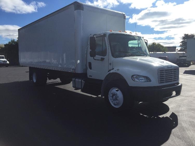 Medium Duty Box Truck-Light and Medium Duty Trucks-Freightliner-2011-M2-FITCHBURG-MA-213,928 miles-$29,750