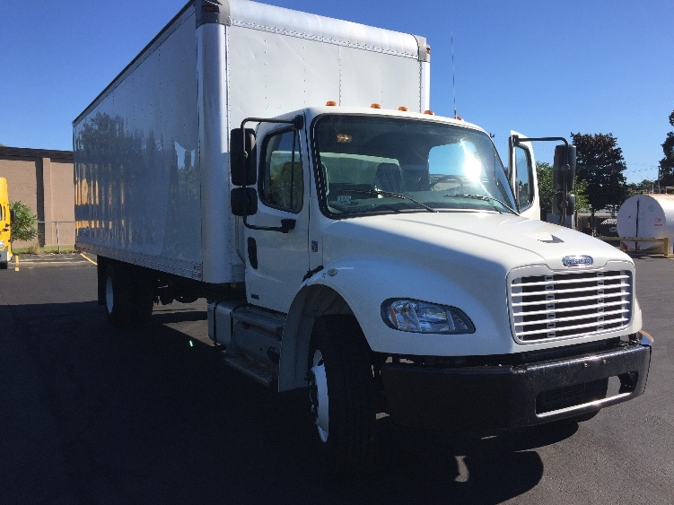 Medium Duty Box Truck-Light and Medium Duty Trucks-Freightliner-2011-M2-FITCHBURG-MA-169,148 miles-$33,500